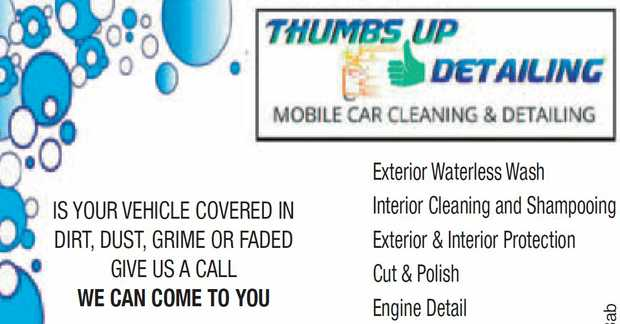 THUMBS UP DETAILING