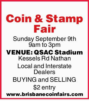 <p> Sunday September 9th 9am to 3pm </p> <p> VENUE: QSAC Stadium Kessels Rd...</p>