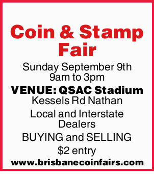 Sunday September 9th 9am to 3pm   VENUE: QSAC Stadium Kessels Rd Nathan   Local and Inter...