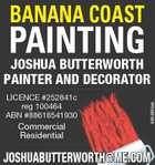BANANA COAST PAINTING