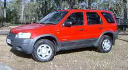 Ford Escape, 2002 4wd. V6 Auto, 191000km. Very good mechanically. New Paint work. Safety certific...