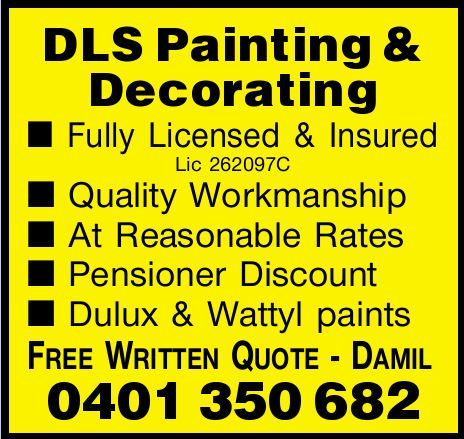 DLS Painting & Decorating