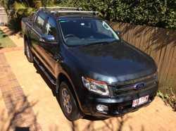 FORD RANGER 2014 XLT    Excellent condition  3.2lt diesel, 95,000km.  One owner,...