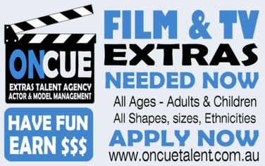 FILM & TV EXTRAS NEEDED NOW!!!