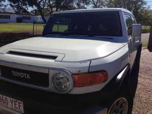 Good condition, 37050kms. Long range fuel tank, electronic rust proofing. White, RWC. Rego Jan 19. 1...