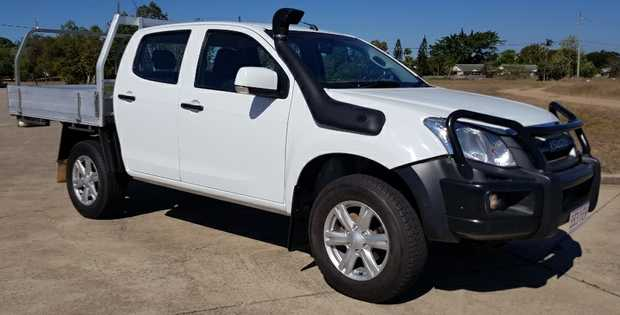 ISUZU D-MAX 4X4 DC TURBO DSL / AUTO