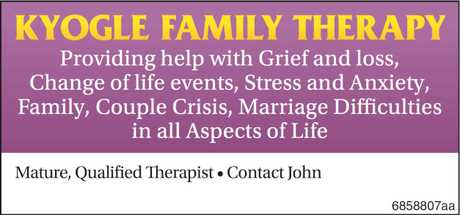 <p> <strong>Kyogles Mature andQualified Therapist</strong> </p> <p> <u>Providing help with:...</u></p>