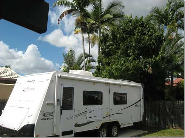 Jayco sterling 2006 24ft,