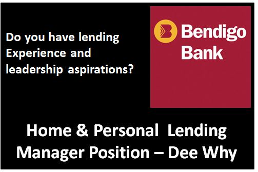 Do you have lending experience and leadership aspirations?