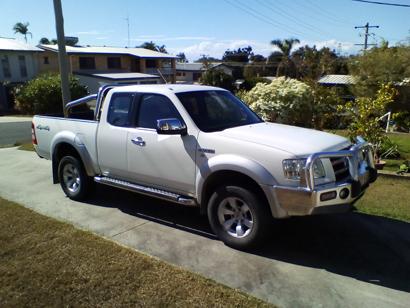 FORD RANGER 2007 XLT