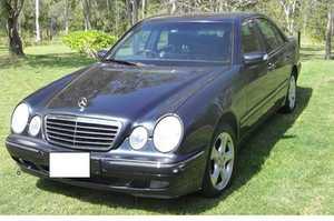 <p> MERCEDES BENZ </p> <p> 2001, E240, 4 door auto, </p> <p> 2 private owners...</p>