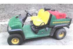 JOHN Deere Gator with 100 litre spray unit, good condition. $4,200. Ph 54441334, 0418711914.
