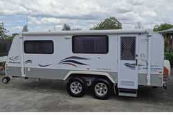 JAYCO Discovery 2008 pop top (Outback),