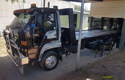 MR PILL CAR BODY REMOVAL
