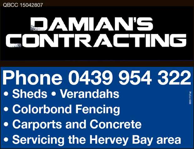 QBCC 15042807 * Sheds * Verandahs * Colorbond Fencing * Carports and Concrete * Servicing the Her...