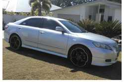 2006 Camry Sportivo 4 cyl, auto, mags, leather int, tinted windows, 133,000 kms, 6 mths rego, RWC...