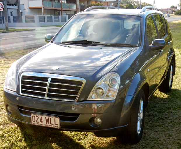 SsangYong Rexton 2010 129,800ks Reg DEC. 2018
