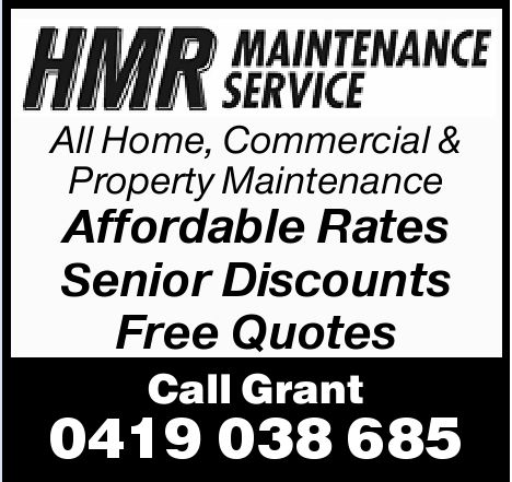 All Home, Commercial & Property Maintenance