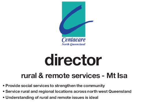 rural & remote services - Mt Isa