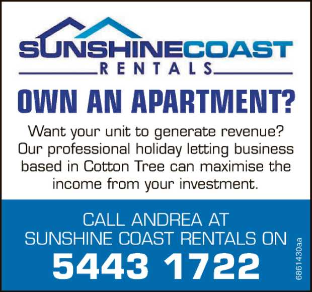 Own an apartment?   Want your unit to generate revenue?   Our professional holiday lettin...