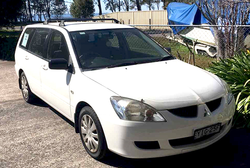Quick Sale $2,250 ONO Mitsubishi Lancer Wagon One owner/ Fully serviced / Log books 4 New Tyres &...