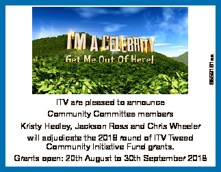 ITV are pleased to announce Community Committee members Kristy Hedley, Jackson Ross and Chr...
