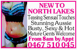 New To North Lakes 