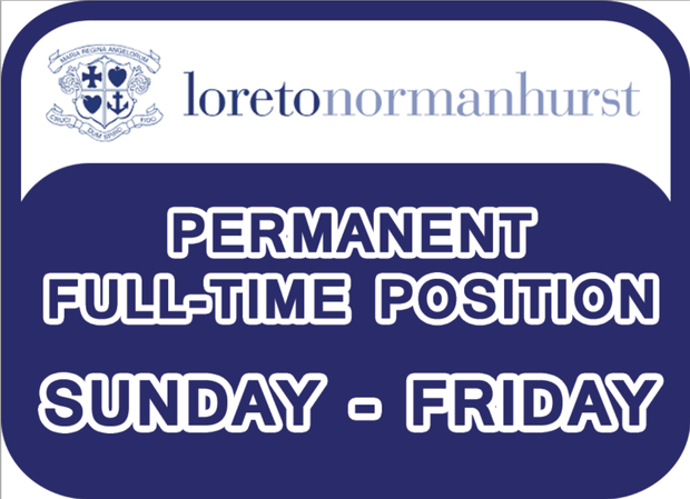 BOARDING COORDINATOR POSITION   Loreto Normanhurst is a leading Catholic, independent day and...