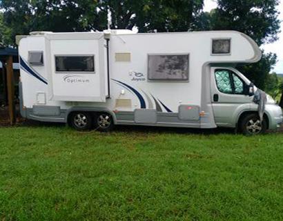 2012 Jayco Optimum   Low kms, 6 spd auto, seats & sleeps 4, excell cond, digital TV, sat...