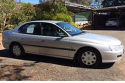 COMMODORE VZ 2004, RWC, good condition, 4 months rego, 227000kms, $3500 Ph: 0409 664 814