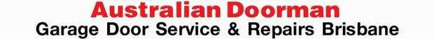 Australian Doorman   Garage Door Service & Repairs Brisbane.   Pensioner discount. ...