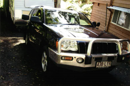 3L Diesel, 92,500km, '08 Model, Rego till 5/10/18, Ready for towing, Bullbar, Electronic rust...