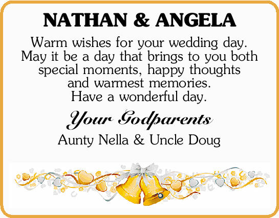 NATHAN & ANGELA