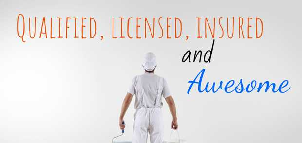 Painter - QBCC Lic Num: 65261  Qualified, Licensed, Insured, awesome.  I do a good job at...
