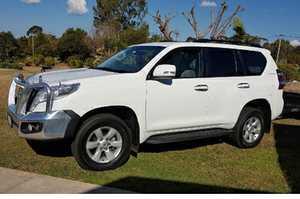 <p> TOYOTA PRADO GXL 2016 Auto, 44,000 kms, rego April 19, excell cond, dual battery, elect brakes...