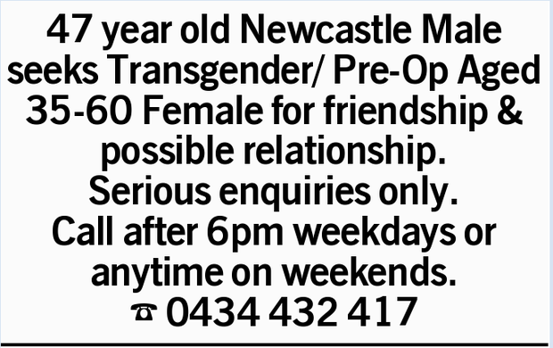 47 year old