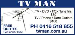 TV MAN