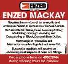 ENZED MACKAY