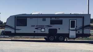 As new 2018 model 26ft luxury caravan, shower, toilet, washing machine, dishwasher, two TVs, air con...