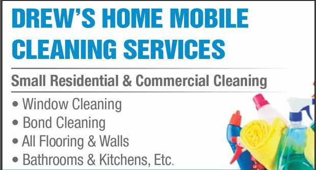 Small Residential & Commercial Cleaning Services 