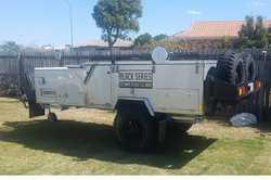 2017 Black Series Dominator. Reg 8/19. Toilet, shower, dual batteries, hotwater, 95L watertank, i...