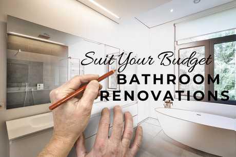 <p> <u><strong>Bathroom Renovations</strong></u><br />  </p> <ul> <li> Complete or...</li></ul>