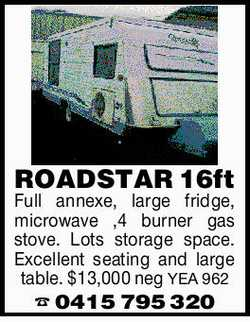 ROADSTAR 