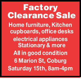 Home furniture, Kitchen cupboards, office desks electrical appliances Stationary & more All i...