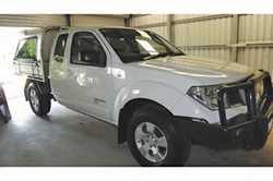 NISSAN NAVARA   King cab, 2009 model, diesel, Flexiglass, lockable canopy, rego 1/19, RWC, b...
