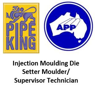 Injection Moulding Die Setter Moulder/Supervisor Technician   Australian Plastic Profiles (Au...