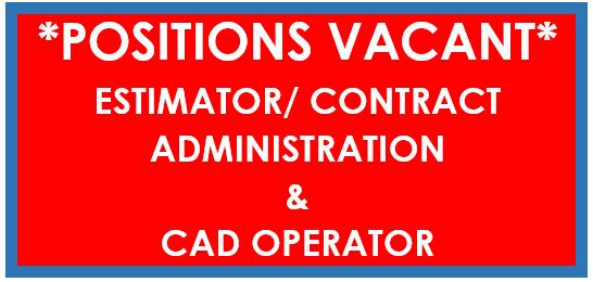 Estimator/Contract Administrator 