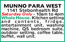 Saturday 15th Only - 10am to 4pm 