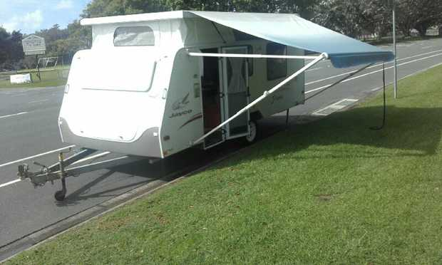 JAYCO 17ft J SERIES POPTOP