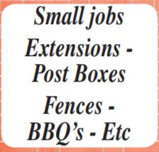 Small jobs